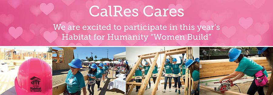 "Habitat for Humanity ""Women Build"""